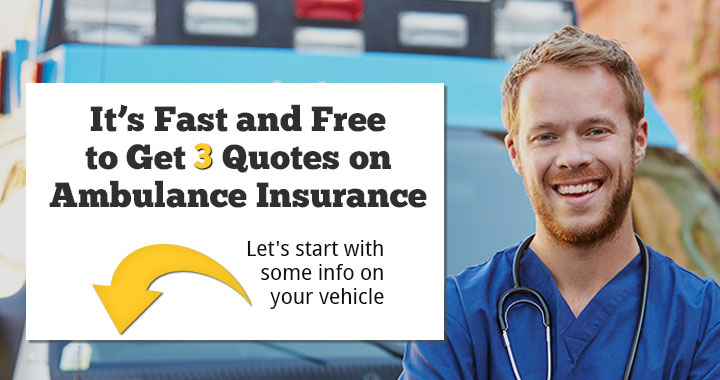 Ambulance Insurance Quotes Online