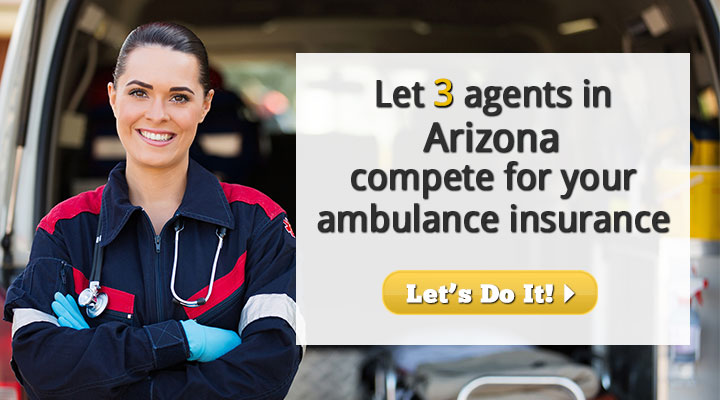 Arizona Ambulance Insurance Quotes