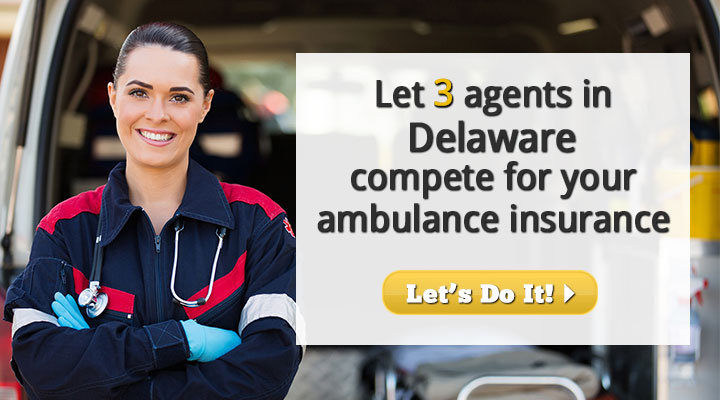 Delaware Ambulance Insurance Quotes