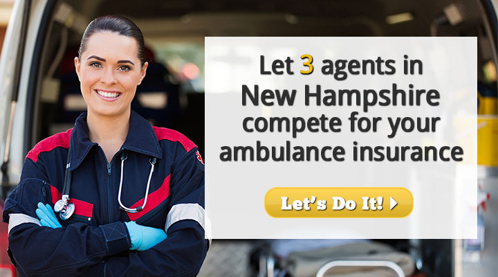 New Hampshire Ambulance Insurance Quotes