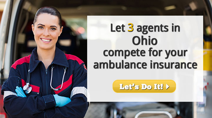 Ohio Ambulance Insurance Quotes